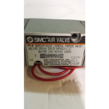 NEW SMC AIR VALVE NVS4114-0010D