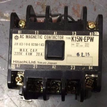 Hitachi K15N-EPW, Magnetic Contactor Coil 100v-110v
