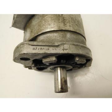 Parker H77AA1B Gear Pump