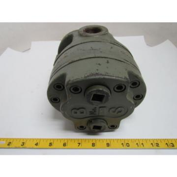 """Brown & Sharp 525 Gear Pump 3/4"""" Shaft 1"""" Port"""