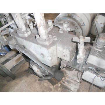 OILGEAR PVMAKZ054-MTZ, 2000 PSF@1750 RPM