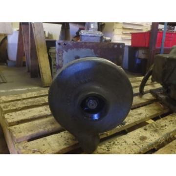 Knoll Coolant Pump w/ Motor ST 80S2, T40-160/11