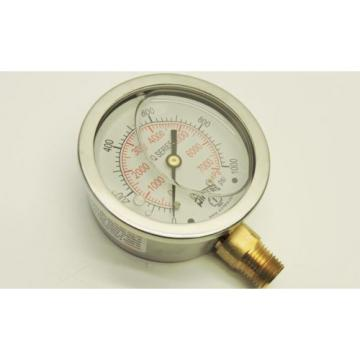 Lincoln 270768 Pressure Gauge WintersFor Use With: LINCOLN CENTROMATIC New
