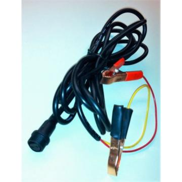 Rule water pumps original waterproof 10 feet cable with clamps