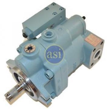 "PVS-1B-22P3-E13 Nachi Hydraulic Piston Pump 22CC 3/4"" Shaft Remote Compensator"