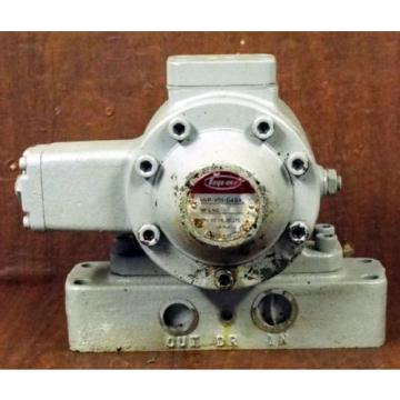 1 NEW TOYO-OKI HVP-VDI-G45A-2 HYDRAULIC PUMP ***MAKE OFFER***