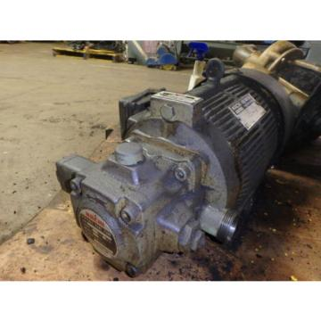 Nachi Variable Vane Pump Motor_VDR-1B-1A3-1146A_LTIS85-NR_UVD-1A-A3-2.2-4-1140A