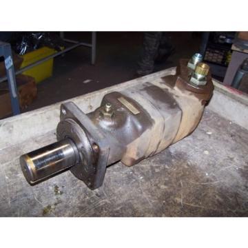 EATON CHAR-LYNN HYDRAULIC LOW SPEED HIGH TORQUE GEROLER DISC MOTOR 119-1031-003