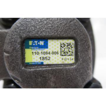 eaton/char lynn 4000 series hydraulic pump motor 110-1084-006