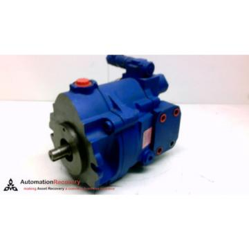EATON PVM045ER, HYDRAULIC PISTON PUMP, Origin