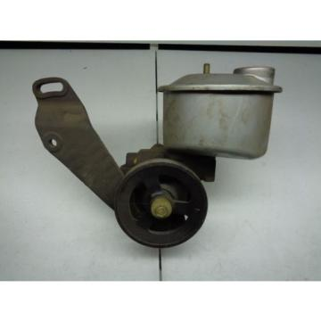 origin 1958 Ford B8A-33529-A2, Eaton Power Steering Pump Reservoir and Pulley