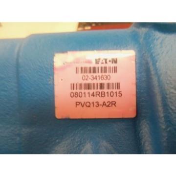 EATON VICKERS PVQ13-A2R HYDRAULIC PUMP 02-341630 Origin NO BOX