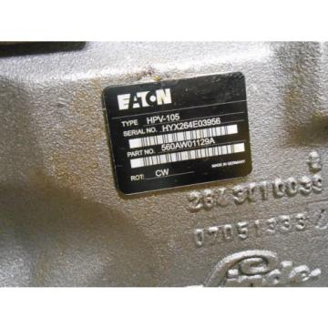New Eaton Duraforce Pump (560AW01129A)