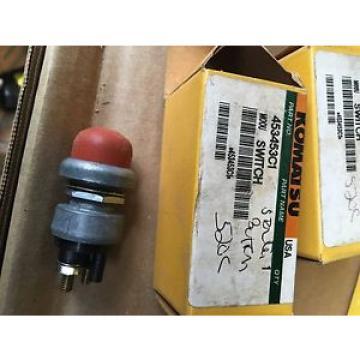 453453C1 Case Komatsu International Switch