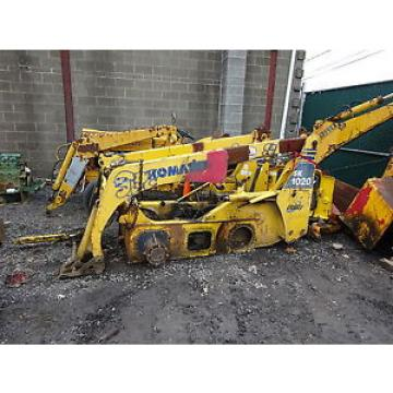 Komatsu SK1020 Skid Steer Loader JUST IN FOR PARTS SK-1020 2 SPEED
