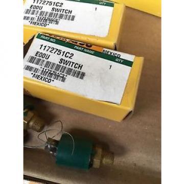 1172751C2 OEM Komatsu Switch