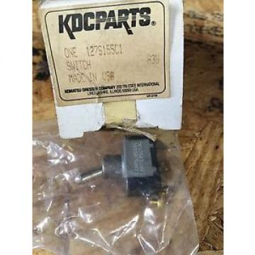 1276155C1 Genuine Komatsu Switch