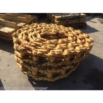 Komatsu D41P-6 SALT Chain Track Link Assembly NEW OEM Bulldozer Undercarriage