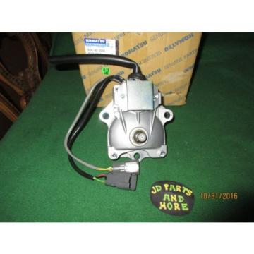 NEW OEM KOMATSU EXC ELECTRONIC THROTTLE CONTROLLER MOTOR 7834-40-3004 MODELS BEL