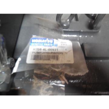GENUINE KOMATSU R708-4L-00931 PISTON PUMP FOR WA800-1 Wheel Loader