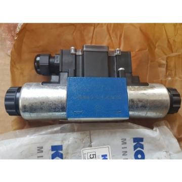 New Komatsu Germany Rexroth Hydraulic Valve 515 813 40 / 4WE6J6X/EG24DL/N18
