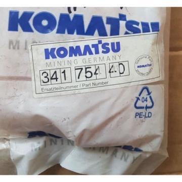 New Komatsu Mining Germany Pressure Control Switch 341 754 40 / 34175440