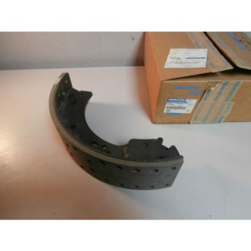 NEW Genuine Komatsu 1431288H91 Left LH Brake Shoe Lining OEM *NOS*