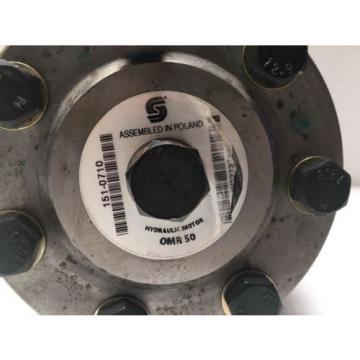 Sauer Danfoss OMR 50 Hydraulic Motor *Free Shipping*
