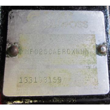 Sauer Danfoss Hydraulic Pump Motor MMF025CAERCXNNN MMF025C-AE-RCX-NNN