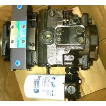 Sauer Danfoss Piston Pump 90L055 90L055BFP1A6P4S1