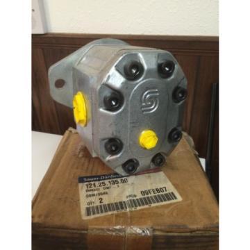 Sauer Danfoss SNM3/22 Std Bi-Directional Aluminum Gear Motor / Fan Motor