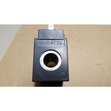NEW Sauer-Danfoss Valve Coil # 320521 12VDC 16 Watts