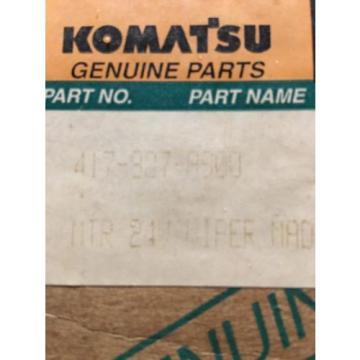 417-927-AS00 Genuine Komatsu Wiper Motor