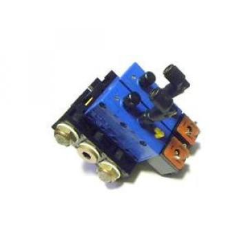 REXROTH Egypt USA PNEUMATIK   572 740  SOLENOID VALVE ASSEMBLY 24 V