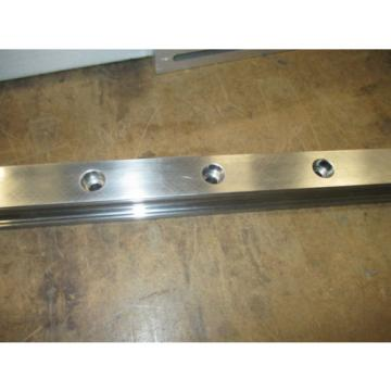 NEW Mexico Korea REXROTH LINEAR GUIDE RAIL, 667,50 MM - R160530431