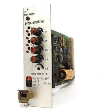BOSCH Italy Italy REXROTH VT3000S3X PROP. AMPLIFIER CONTROL BOARD W/ ZP1S3X