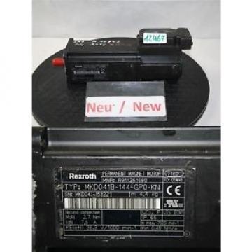 Rexroth Egypt Mexico MKD041B-144-GP0-KN SERVO MOTOR R911261680