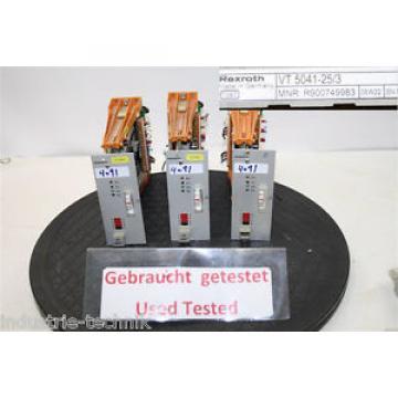 Rexroth USA Russia VT5041-25/3 VT 5041-25/3 MNR R900749983