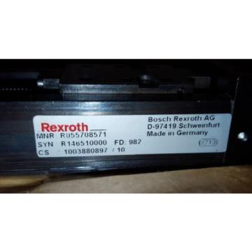 Rexroth Japan Canada PSK 40 Precision Linear Module with Ball Rail & Precision Ball Screw