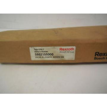 NEW Russia Japan REXROTH 5862155000 VALVE