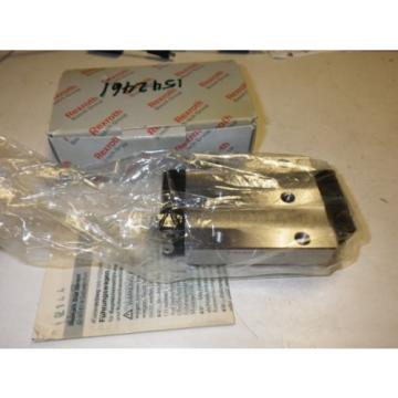 Rexroth Mexico Japan Runner Block R165322220