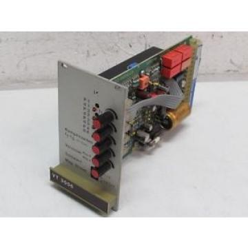 REXROTH Egypt Singapore VT3006 VT3006S60/R1 Amplifier / Verstärker Gebraucht