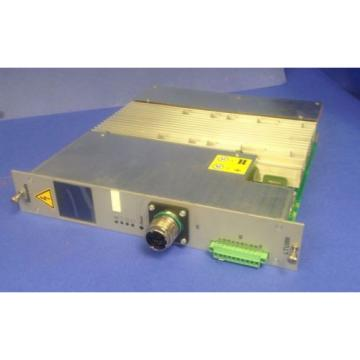 REXROTH Greece Germany LTU350 SERVO AMPLIFIER 0608750108