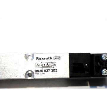 NEW Mexico Mexico REXROTH 0820-037-302 VALVE 0820037302
