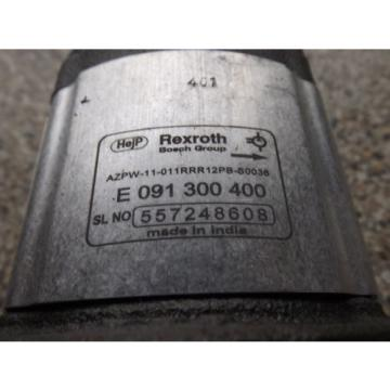 Rexroth Egypt Germany Hydraulic Pump SN 557248608
