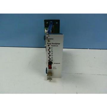 Rexroth India Australia VT5005-11 R5 Prop.Verstärker
