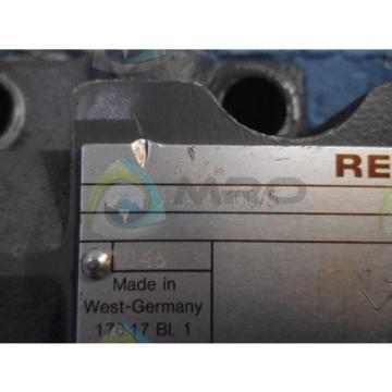 REXROTH Korea Canada 495698/3 *NEW NO BOX*