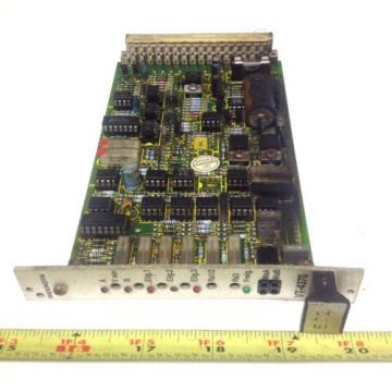 REXROTH Australia Mexico AMPLIFIER CARD  VT-4370
