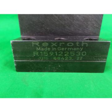 Rexroth Italy Russia R159122530 Stehlager Pillow Block