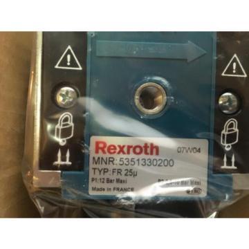 REXROTH Korea Germany AIR REGULATOR 5351335200